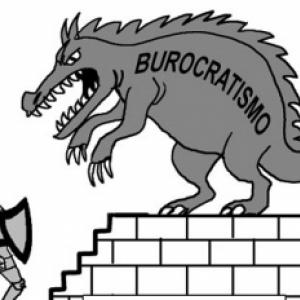 Guerra al burocratismo