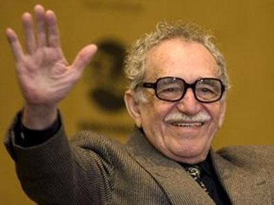 Gabriel García Márquez y el hábito de fumar.