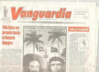 Escribir en Vanguardia.