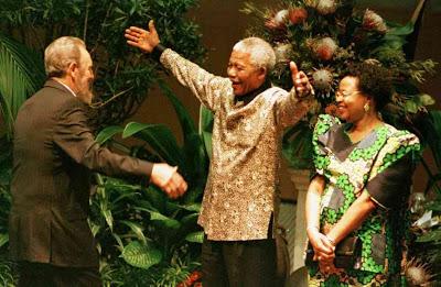 Ha muerto Mandela
